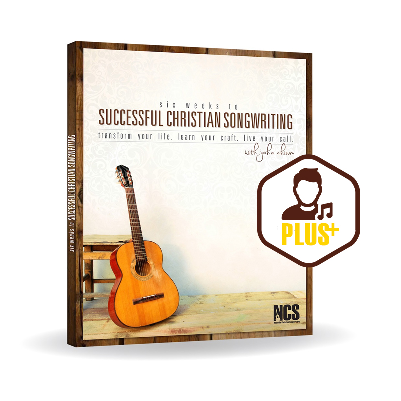 6 weeks to Successful Christian Songwriting Plus Package