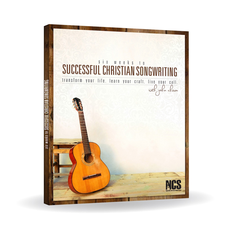 6 weeks to Successful Christian Songwriting