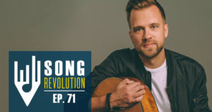 How to Write Songs that Make the Biggest Impact by Dreaming Small with Josh Wilson