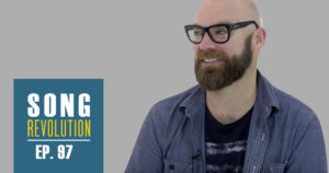 CCM Artist Tim Timmons on Big Beards, Big Baldness, Big Glasses, Life, and Worship as An Ex-Professional Varsity Christian // NCS Archives