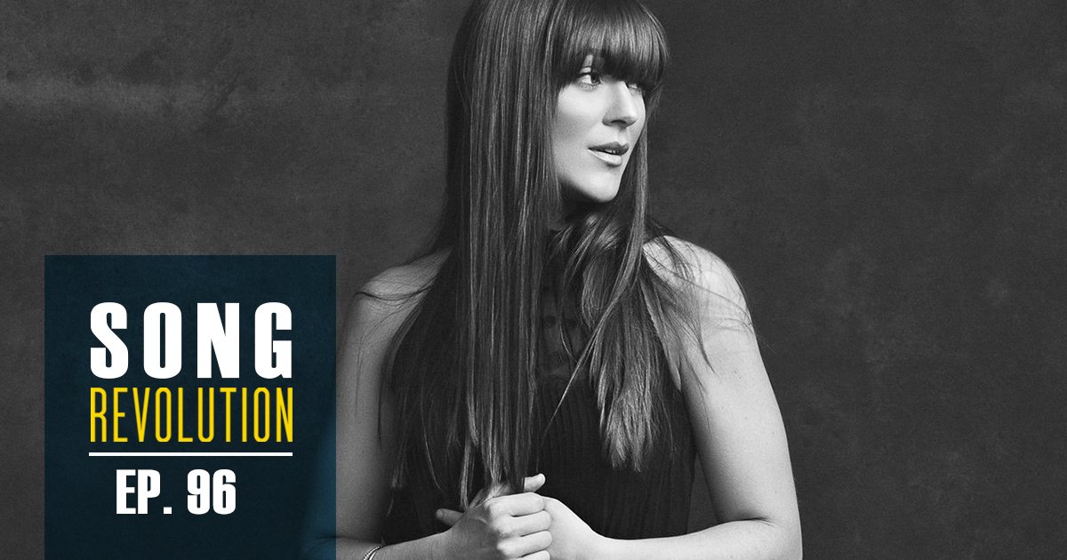 """Singer Songwriter Alisa Turner on Being """"Discovered,"""" Co-Writing with Top Nashville Songwriters, and Surviving Life's Tragedy to Authentically Worship // NCS Archives"""