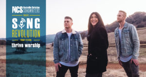 20k Album Sales Week 1? Thrive Worship (Of Lincoln Brewster & Bayside Church) Share Challenges And Successes As Songwriters And Worshipers.