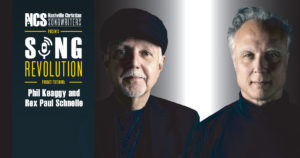 "Phil Keaggy And Rex Paul Schnelle Talk With John Chisum About The Songwriting Process And New Record ""Illumination"" (PART 1)"