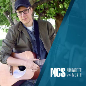 Trevor Graves Named NCS Songwriter of the Month