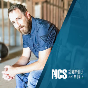 Read more about the article Tim Stewart Named NCS Songwriter of the Month