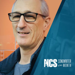 Nigel Cato Named NCS Songwriter of the Month