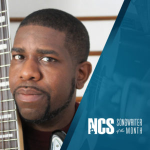 Songwriter Darnell Peters